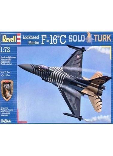 Revell Revell Maket 1:72 Solo Türk F-16C Renkli
